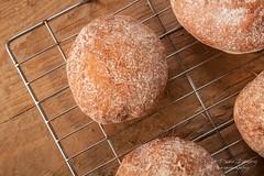 Sugar Donuts (Dave Denby) Tags: sugar donut doughnut cake