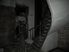 P1090353_HDR (martindebrunne) Tags: school urbex empty ghosts ghost black darkness feeling scary creepy horror night old gx8 panasonic hybrid