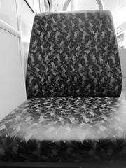 Hamburg - U3 Wagon (chicitoloco) Tags: hamburg u3bahn ubahn sitz