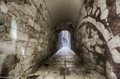 tunel urbano (casalderreyj) Tags: girona gerona tunel carrer