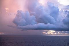 rain at sea (-gregg-) Tags: rain sea cruise clouds ocean