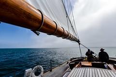 Fog (agruebl) Tags: fog pacificocean sailing nikon nikond750 yachtamerica america california sandiego usa d750 meer mer sea nebel segelschiff segeln