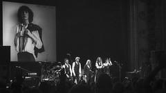 Patti Smith in concert, Sydney, 09/04/17 (geemuses) Tags: pattismith punk rockmusic music rockandroll rocknroll horses album lp performance entertainment show gig statetheatre sydney nsw australia lennykaye tonyshanahan audience