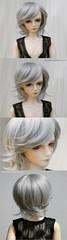 Leeke_LR-006a (uk.neko) Tags: bjd ball jointed dolls doll wigs for sale new leeke leekeworld dollga pink blue brown grey gray silver black blond 67 78 89 red white