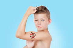 #MomTattoo.jpg (Krome Studio) Tags: adorable arms attractive biceps body boy caucasian charming cheerful child childhood cute expression fitness funny handsome healthy humor humorous hygiene isolated joyful kid lifestyle little looking male model morning muscle one playful portrait pose posing positive shirtless showing skinny smile smiling standing strength strong topless white blinking slovakia