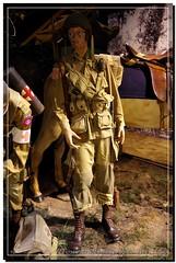 SAINTE-MERE-EGLISE - AIRBORNE MUSEUM - OPERATION NEPTUNE (22) (Breizh56) Tags: france normandie muséeairborne saintemèreeglise pentax k3 1944 soldats soldier