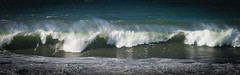 Braker @ Pescadero State Beach (Charlie Day DaytimeStudios) Tags: beach clouds highway1 landscape ocean pacificcoast pacificcoasthighway pch pescaderoca pescaderostatebeach sky water