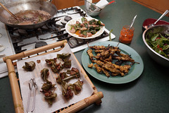 Kallayanee's Kitchen: The Best Thai food you can learn to make — on Vancouver Island (Ry Glover) Tags: authenticthaicookingclasses 2017 standardthaicookingclasses 170418 authenticthaistandardlesson10 barbecuepork standardthaicookinglessons thaicookingclass10 scheduledclass ajourneydownthemekongriver ajourneydownthemekongriverthaicookingclass kallayaneeskitchen northsaanich scheduledthaicookingclass sidney thaicookingclasses thaicookinglessons thaicuisine thaistandardcookingclasses vancouverisland victoria britishcolumbia canada ca