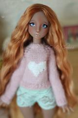 IMG_5688 (Cleo6666) Tags: lana lillycat cerisedolls marron glacé bjd doll chibbi
