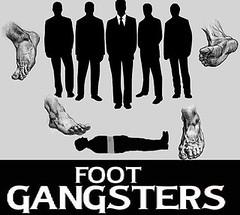 smell our feet dirty rat! (stinkyfootlover) Tags: gangster gang crew group gangsters punishment strafe bestrafung boss mafia suit anzug foot riechen füse gefesselt