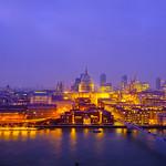 London nightscape thumbnail