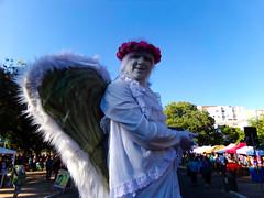 :) (ohhyeadude) Tags: angel statue redenção sunny day