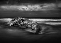 Ghost Ship (David Dahlenburg) Tags: cradlerocks sa australia southaustralia shipwreck