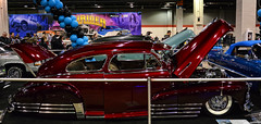 1948 Chevy Fleetline (Chad Horwedel) Tags: 1948chevyfleetline chevyfleetline chevrolet chevy fleetline classic car custom wow17 worldofwheels donaldestephensconventioncenter rosemont illinois