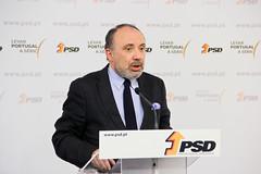 José Matos Correia em conferência de imprensa