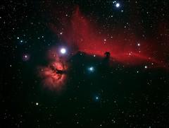 ngc2024     27-01-11 (Ingrid Philips) Tags: paardekopnevel horsehead nebula deepsky galaxy astronomy astronomie