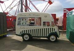 Morris J-Type Ice Cream Van (RoyCCCCC) Tags: vscc silverstone morris morrisjtype