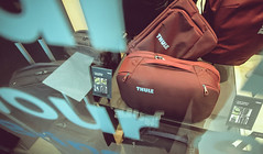 Thule Subterra travel bag collection 10 (Rodel Flordeliz) Tags: thule subterra bags bikes thulebags travelbags travellingbags luggage carryon