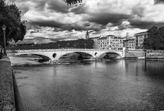 AdigeBN_1 (Gau70) Tags: river adige verona italy photography landscape bridge sun