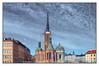 Riddarholmskyrkan (kurtwolf303) Tags: riddarholmskyrkan stockholm sweden schweden svenska kirche church sky himmel clouds wolken pastel nikoncoolpixs9900 nikon compactcamera architecture architektur buildings gebäude kirchturm city stadt gamlastan unlimitedphotos cityscape urban sakral 250v10f 500v20f 750views 800views 1000v40f 900views topf25 topf50 topf75 topf100 topf150 1500v60f