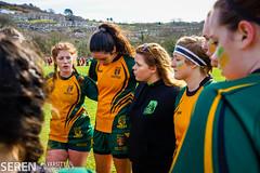 2017:03:25 13:58:44 (serenbangor) Tags: 2017 aberystwyth aberystwythuniversity bangoruniversity seren studentsunion undebbangor varsity rugby rugbyunion sport womens