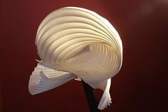 Wave Formation Front (peterdbarnes) Tags: folded folding giấy kertas könyv origami papel paper papier papir papper pendant pleat бумага נייר مقاله ورقة काग़