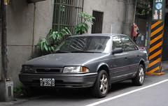 Ford Telstar (rvandermaar) Tags: ford telstar fordtelstar taiwan mazda 626 capella gd mazda626 mazdacapella