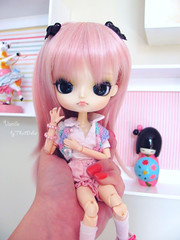 Tag - In your Hands (Thai) Tags: vanille rewigged obitsu21cm groovedoll daljoujou