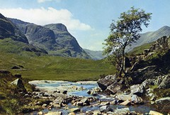 Arg-3900 River-Coe-Glencoe-Three-Sisters (bellrockman2011) Tags: mountains skye islands argyll wildlife lewis adventure climbing beaches iona harris ferries munros staffa argyllshire hillwalking invernessshire st highlands outer isle scottish kilda hebrides skye
