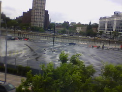 Record by Always E-mail, 2013-05-25 18:06:40 (atlanticyardswebcam03) Tags: newyork brooklyn prospectheights deanstreet vanderbiltavenue atlanticyards forestcityratner block1129