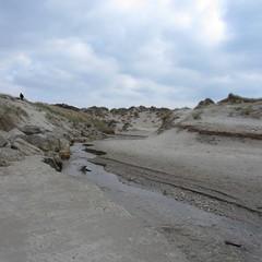 l'eau des dunes
