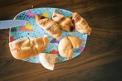 chococro (jiwonYEO) Tags: food japan breakfast tokyo strawberry chocolate mochi croissants