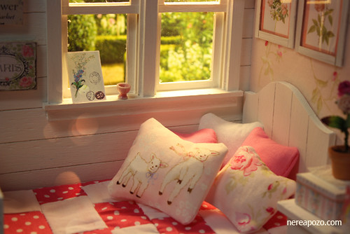 Candy Summer Bedroom