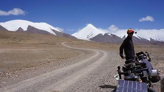 Yuzhu Gletscher