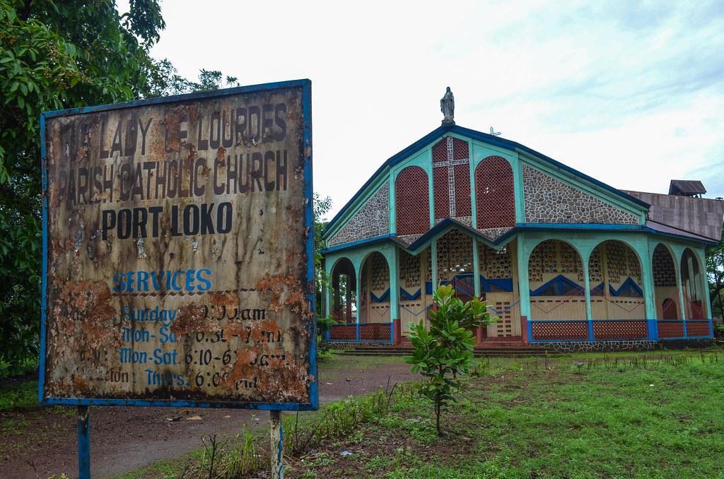 Resultado de imagem para port loko sierra leone