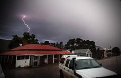 Storm, Blinman (shashin62) Tags: storm rain australia outback lightning southaustralia blinman flindersranges