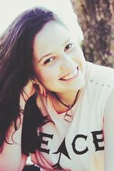 karin (Jenova.) Tags: girl smile casey karin sunnyday