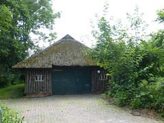 Wandelen van Appingedam naar....Appingedam via.. (Kiekert) Tags: cemetary country nederland bridges churches farms appingedam jukwerd krewerd tjamsweer