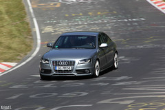 Audi S4 (Kristof E.) Tags: audi s4 nordschleife nrburgring touristenfahrten
