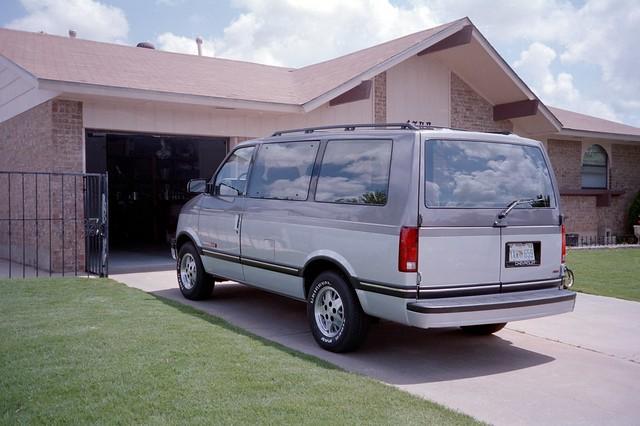 chevrolet astro chevy minivan indexscan