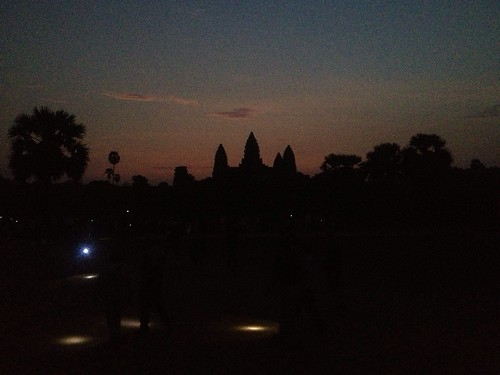 Angkor Wat, Cambodia (iPhone)