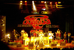 Osibisa Farewell Tour The National Theatre Accra Ghana West Africa May 7 1999 011 (photographer695) Tags: osibisa farewell tour ghana 1999 the national theatre accra west africa may 7
