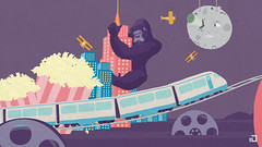 Orbyt (binalogue) Tags: motion color illustration spain animation approved artdirection motiongraphics orbyt