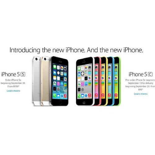 Unlock 16GB ราคาในสหรัฐ 5C 549USD / 5S 649USD เท่ากับเงินไทย 17800บาท กับ 20800บาท ถือว่ายังราคาสูง #iphone #iphone5s #iphone5c
