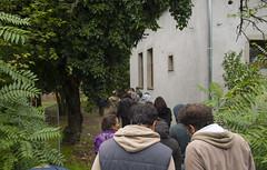 yendo el Centro de estudios (Rafael Edwards) Tags: fountain hungary fuente silo hungria mensajedesilo silosmessage mikebuda mikebudapark