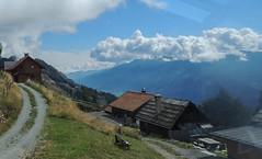 Onderweg in Oostenrijk (Truus) Tags: oostenrijk wolken bergen