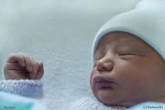 Flavien (│JL│) Tags: portrait bleu enfant dormir bébé flavien petitfils