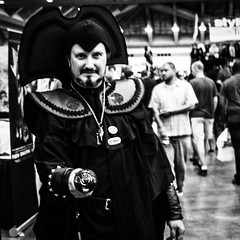 Time Lord (misterperturbed) Tags: baltimore baltimoreconventioncenter silverefexpro2 bcc2013 baltimorecomiccon2013