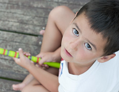 my boy (idni . idniama) Tags: summer 50mm fishing nikon child son myboy gettyimages 2013 brownhairedboy planocenital gettyimagesiberiaq3
