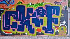 Den Haag Graffiti : CHEF (Akbar Sim) Tags: holland netherlands graffiti nederland denhaag chef thehague agga binckhorstlaan akbarsimonse akbarsim hofbinckhorst